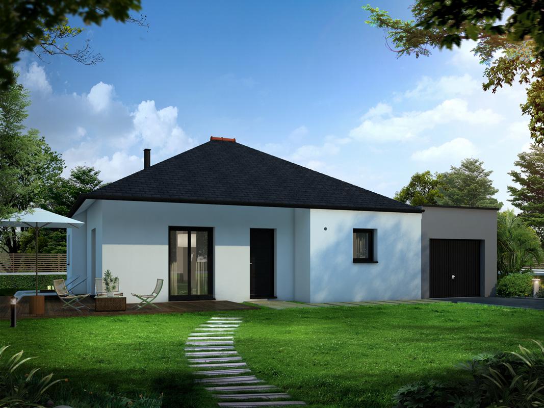 Axce 39 s 11 axce 39 s habitat constructeur de maison en for Constructeur maison bretagne
