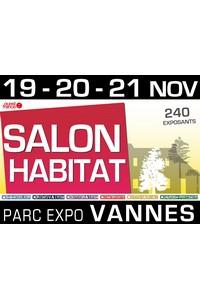 Salon de l 39 habitat a vannes axce 39 s habitat for Salon de l habitat bretagne