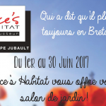 Axces offre Jardin 2017